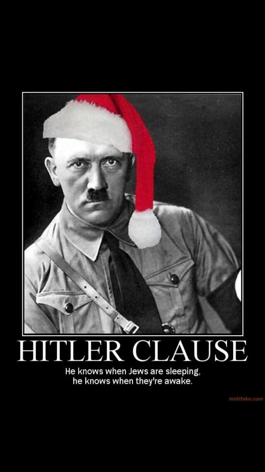 Image result for hitler merry christmas